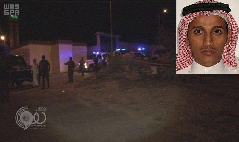 """متحدث """"الداخلية"""": وفاة المطلوب للجهات الأمنية خالد محمد علي الشهري"""