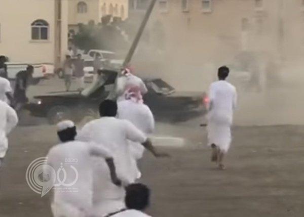 بالفيديو.. شاهد حادث تفحيط ينتهي بكارثة