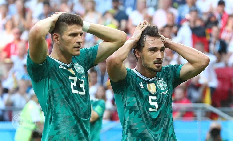 ألمانيا تودع مونديال روسيا من الدور الأول إثر هزيمة مؤلمة أمام كوريا الجنوبية