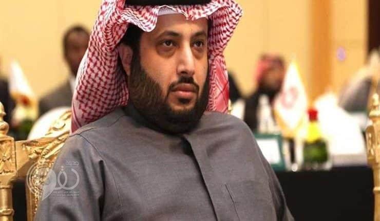 تركي آل الشيخ يوجه رسالة مفاجئة لجماهير الأهلي المصري!