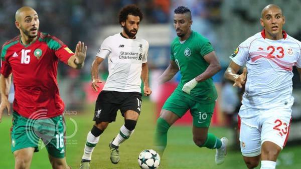 من هو أفضل لاعب عربي في مونديال روسيا ؟