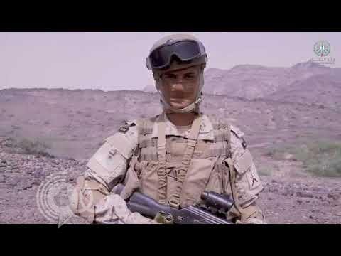 بالفيديو.. وزارة الدفاع تبث رسالة مؤثرة لجندي سعودي