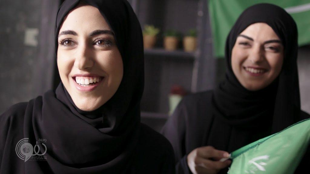 """شاهد.. """"الاتصالات السعودية"""" تهدي المنتخب أغنية من كلمات تركي آل الشيخ وتلحين رابح صقر.. وهكذا شارك فيها لاعبو الأخضر"""