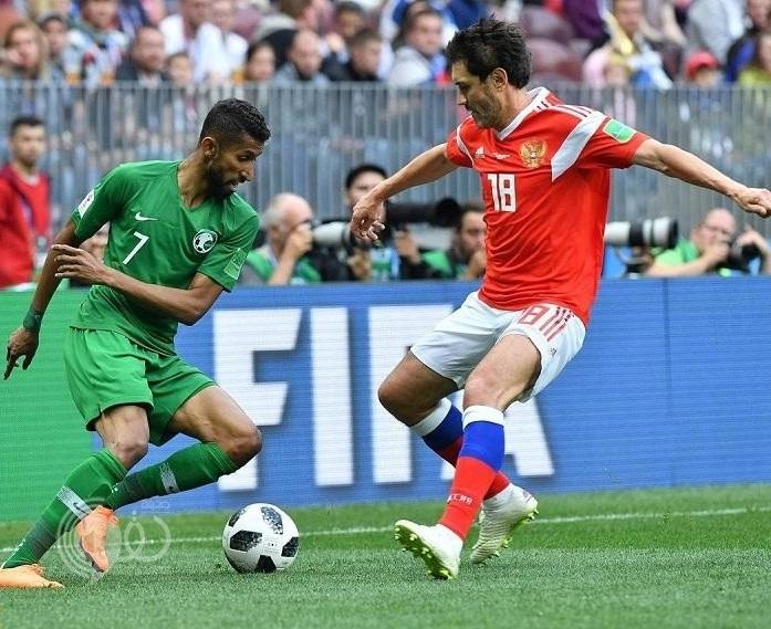 هل يُعاد لقاء الافتتاح بين المنتخب السعودي و روسيا ؟