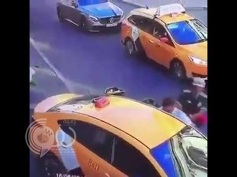 شاهد أول عمل إرهابي يهدد كأس العالم 2018.. فيديو