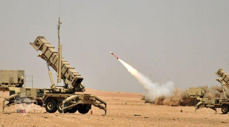 قوات الدفاع الجوي تعترض صاروخًا باليستيًّا أطلقته المليشيا الحوثية باتجاه جازان