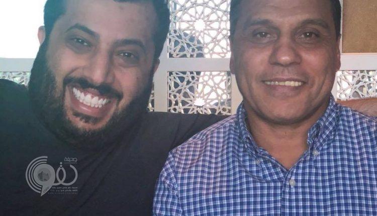 تركي آل الشيخ ينشر صورته مع حسام البدري ويعلن: مفاجأة