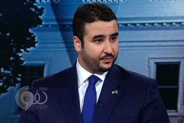 خالد بن سلمان: نعيش أجواء ما قبل الحرب العالمية.. وعلينا مواجهة توسعات طهران
