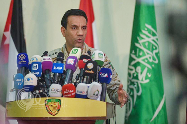 """""""التحالف العربي"""": إجبار طائرة تابعة للصليب الأحمر على الهبوط بجازان"""