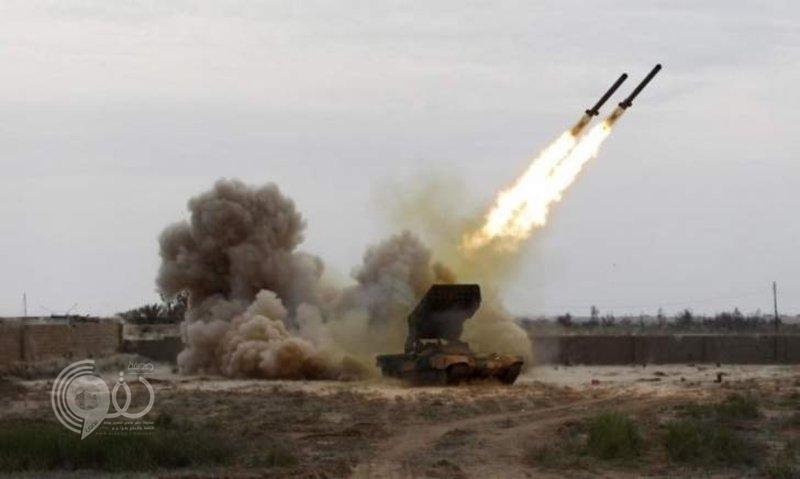 الدفاع الجوي يعترض صاروخاً باليستياً أطلقه الحوثيون باتجاه نجران