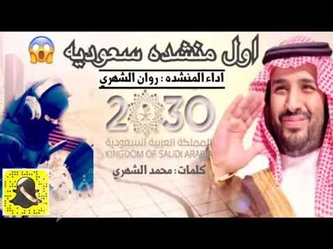 بالفيديو: أول منشدة سعودية تتغنى بولي العهد .. هكذا وصفت نفسها!