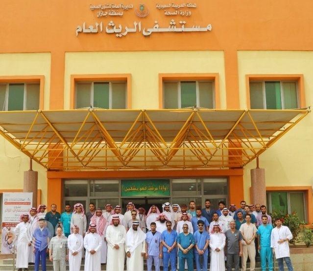 الإحسان الطبية الخيرية بمنطقة جازان تقوم بزيارة لمستشفى الريث العام.. صور