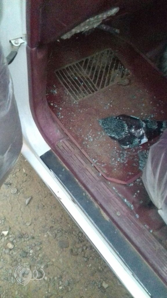 شرطة الحقو تُباشر حادثة تكسير زجاج سيارة وسرقة مبلغ منها – صور