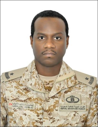 """ترقية """"الحقوي"""" لرتبة """"ملازم"""" بالقوات الجوية الملكية السعودية"""