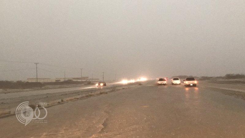مصرع شخص وإصابة 9 آخرين في 12 حادثاً مرورياً متفرقاً بمنطقة جازان