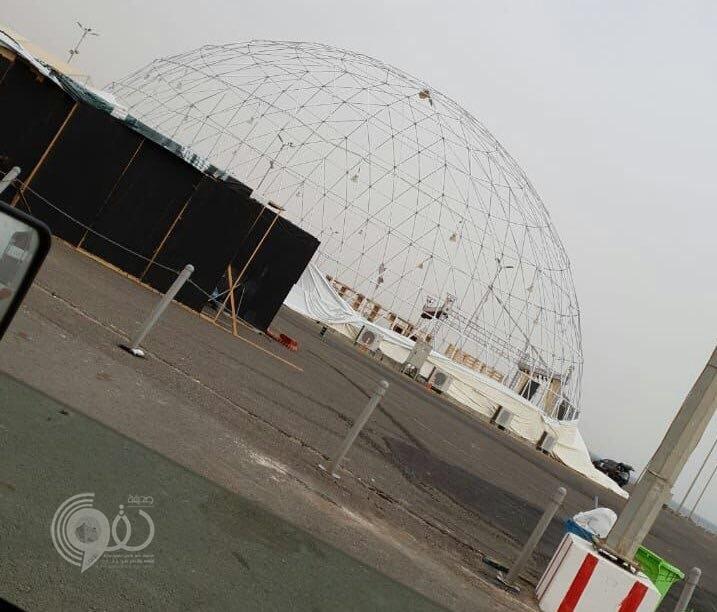 الأحوال الجوية والرياح توقف مهرجان الفل بجازان حتى إشعار آخر