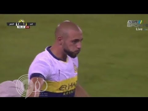 بالفيديو.. النصر يحقق أول فوز في الدوري على حساب أحد