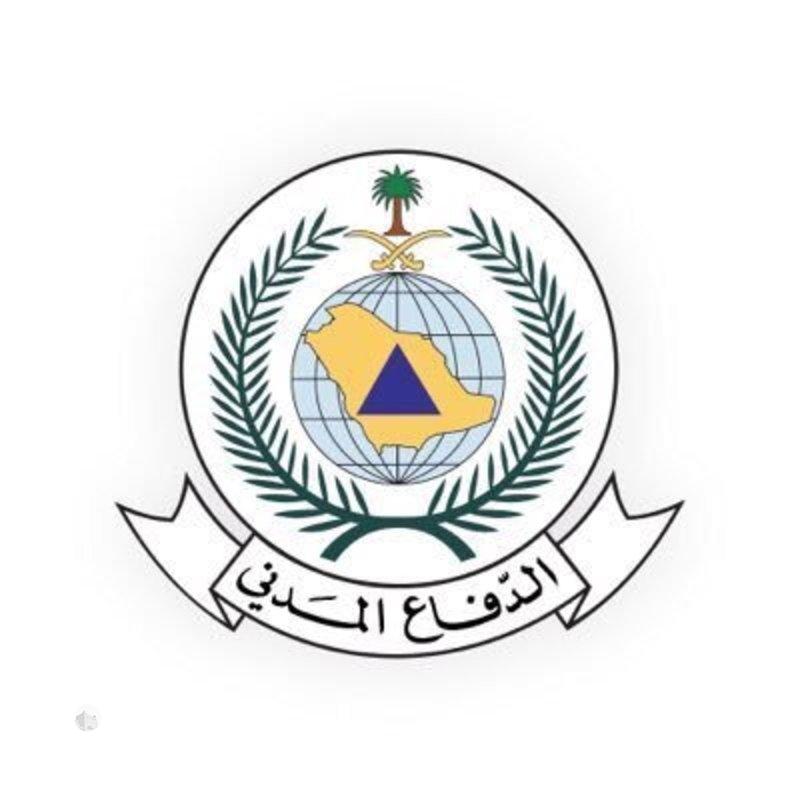 """""""مدني جازان"""" يحذر من نزول الأودية بسبب الأمطار"""