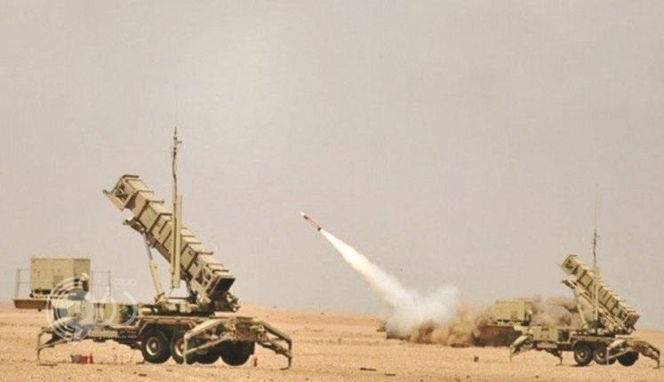 اعتراض صاروخ باليستي أطلقه الحوثيون تجاه نجران