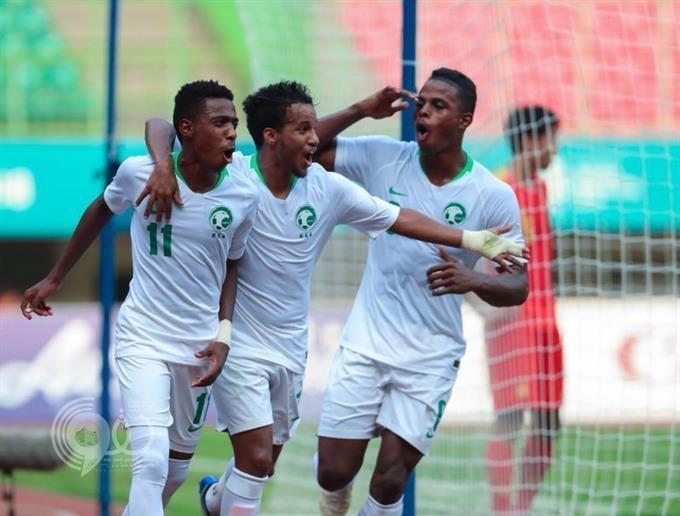 أخضر الشباب يفوز على الصين بثلاثية ويصعد إلى ربع نهائي الآسيوية