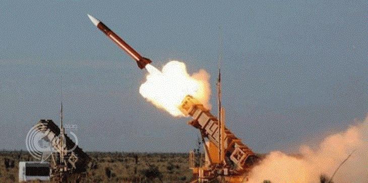 قوات الدفاع الجوي تعترض وتدمر صاروخا باليستيا أطلقته ميليشيا الحوثي تجاه نجران