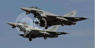 عاجل.. استشهاد طيار سعودى ومساعده إثر سقوط طائرة تابعة للقوات البرية الملكية السعودية