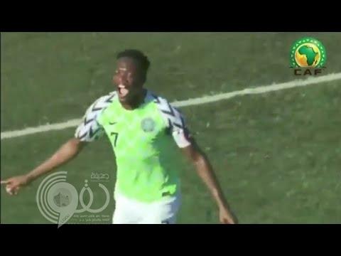 محترف النصر أحمد موسى يقود منتخب بلاده للفوز الأول في تصفيات إفريقيا (فيديو)