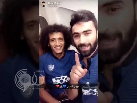 شاهد بالفيديو.. بماذا برر عمر خربين تصرفه مع عموري؟!