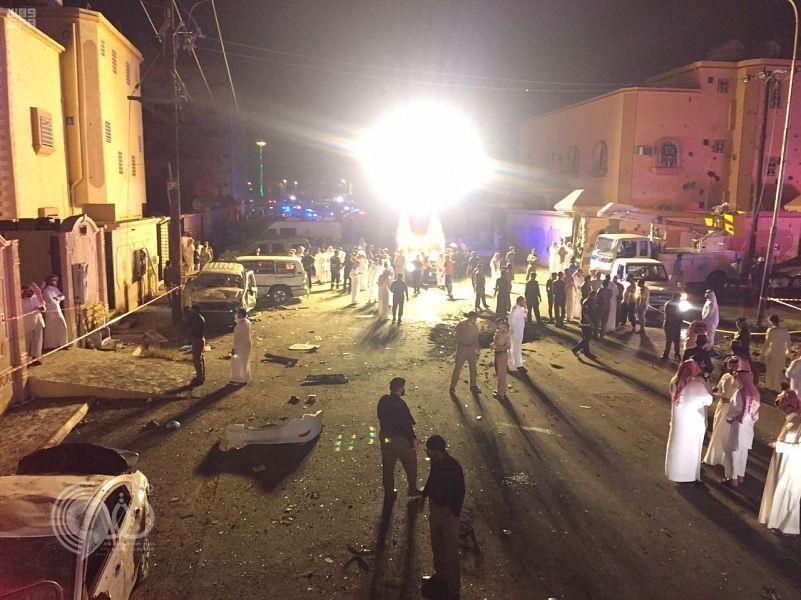 """مدني نجران: شظايا """"البالستي"""" أصابت 26 من الأهالي بينهم طفلان"""