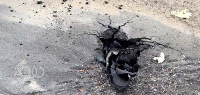 عاجل.. سقوط مقذوفات عسكرية حوثية على منزل في محافظة العارضة