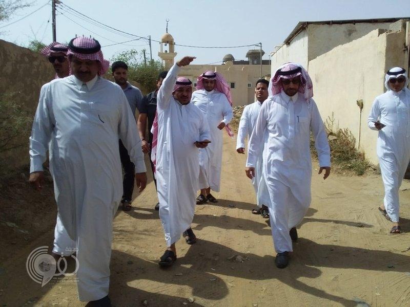 """5 حلول لإنهاء معاناة قرى """"عياش أبو عريش"""" مع السيول.. صور"""
