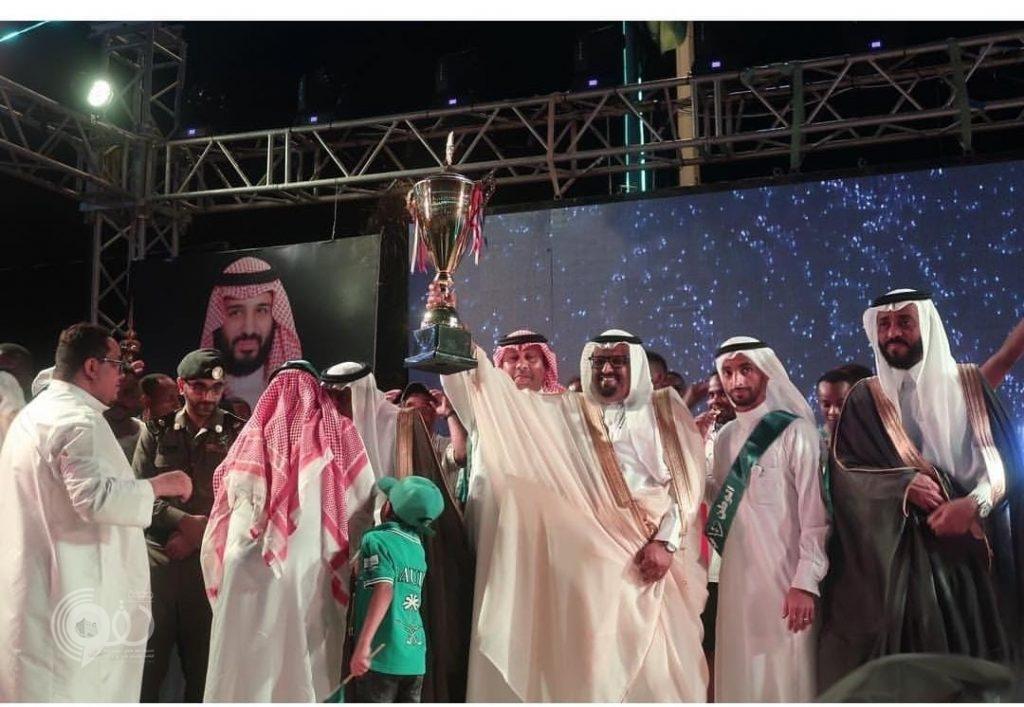 منتخب مركز الحقو يُتوّج بطلاً لبطولة كأس الوطن بعد تغلبه على منتخب بيش – صور