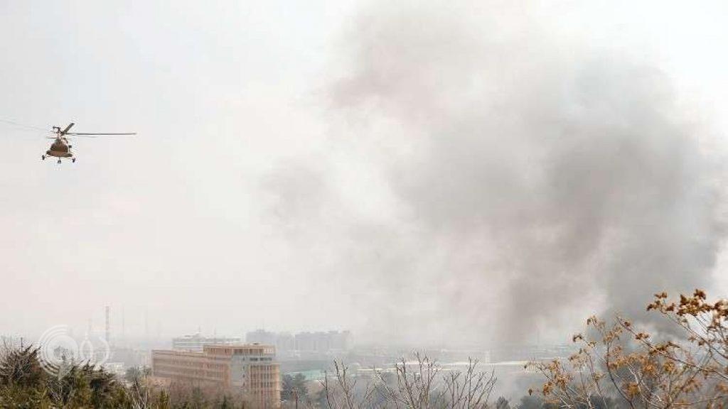 عاجل.. تحطم مروحية عسكرية غرب أفغانستان ومقتل 25 شخصاً على الأقل