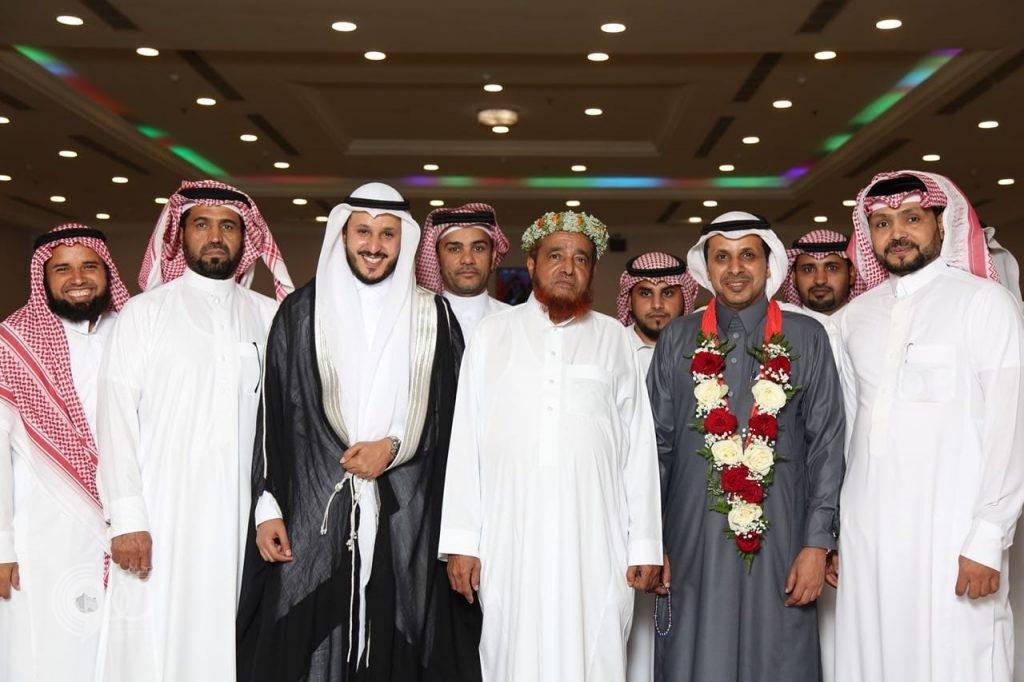 """""""الحقوي"""" يحتفل بزواجه في قصر ليالي الشرق وسط حضور كبير من الأهل والأصدقاء – صور"""