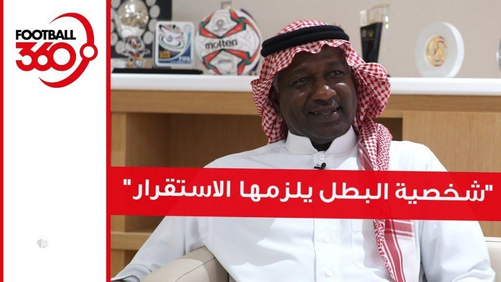 """بالفيديو : ماجد عبدالله يفتح النار على """"بيتزي"""" ويسخر: دخلنا موسوعة """"جينيس"""" في تغيير المدربين!"""