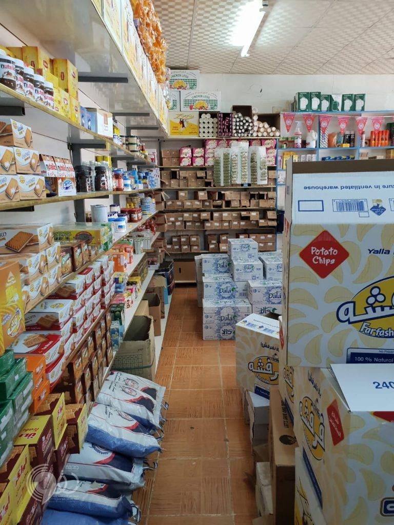 بلدية الريث ترصد عدد من المحلات الغذائيه المخالفه.. صور