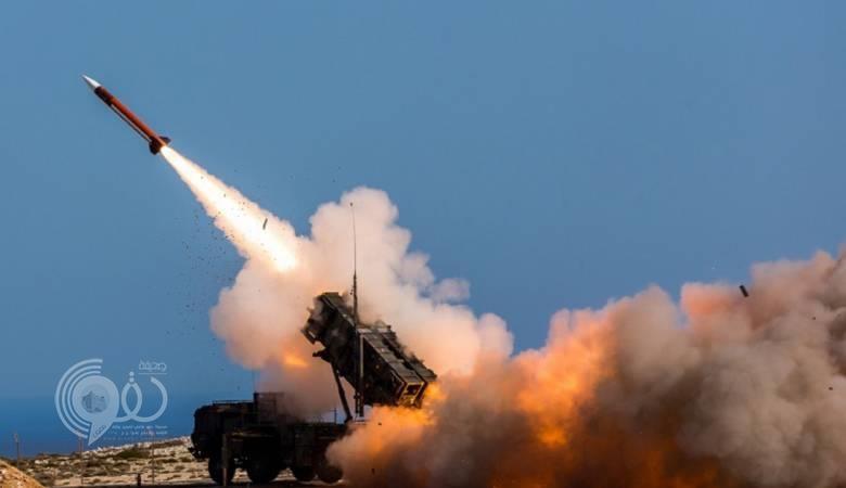 قوات الدفاع الجوي تعترض صاروخًا باليستيًا أطلق باتجاه المملكة