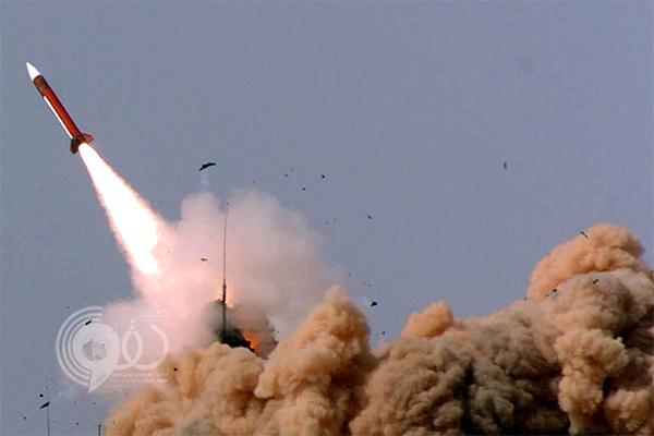 الدفاعات الجوية السعودية تدمر صاروخا باليستيا في سماء نجران
