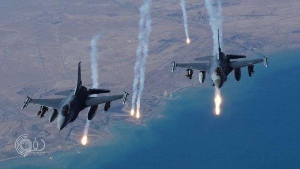 بالفيديو:«التحالف» يحبط محاولة الحوثيين استهداف جازان بزورق مفخخ.. ويدمره في البحر