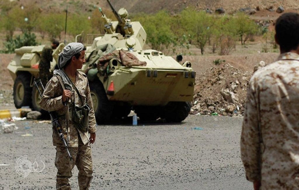 مقتل وإصابة 14 حوثيًّا في محاولة تسلل فاشلة