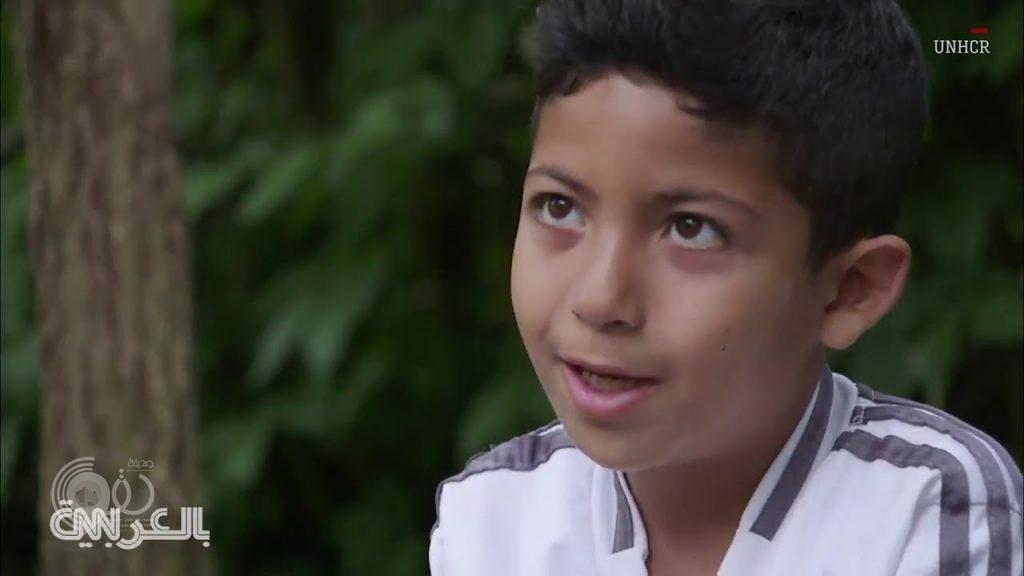 """أدهش العالم بمهاراته بكرة القدم.. من هو الطفل السوري الملقب بـ""""الساحر""""؟ (فيديو)"""