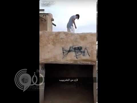 بعد فيديو التخريب.. الإطاحة بالمعتدي على القلعة العثمانية بجزيرة فرسان بجازان