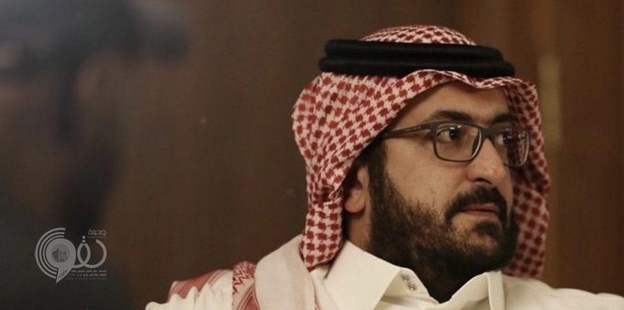 تعرض سعود آل سويلم رئيس نادي النصر السعودي لإصابة قوية.. صورة