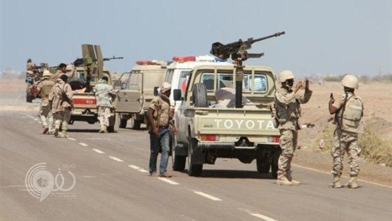 الجيش اليمني يدحر الانقلابيين في جبل صوران شرقي البيضاء