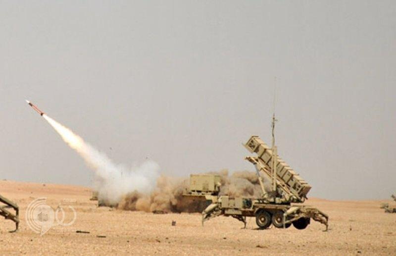عاجل.. اعتراض وتدمير صاروخ باليستي أطلقه الحوثي باتجاه نجران