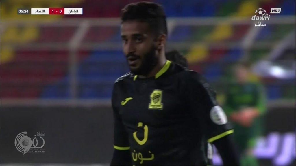بالفيديو.. الاتحاد يحقق أول فوز له بالدوري على الباطن بثلاثة أهداف مقابل هدف