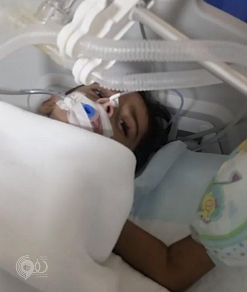 """بعد 600 يوم مناشدات.. ماتت """"فاطمة"""" بعدما ظلت في مستشفى بجازان دون علاج وتعيش على الأجهزة والمهدئات"""