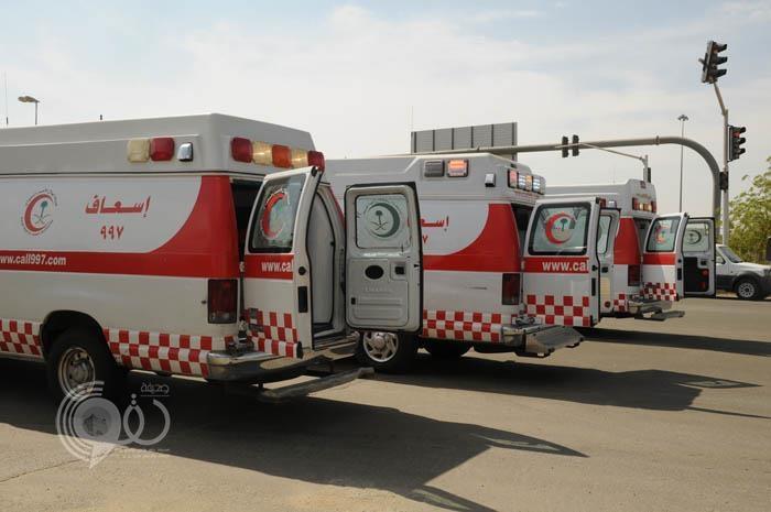 مصرع شخصين وإصابة آخرين في تصادم على طريق الجوف – هروب