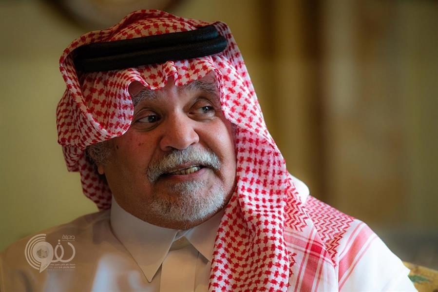 بندر بن سلطان يكشف عن آخر ما قاله الملك عبد الله للرئيس الأمريكي أوباما