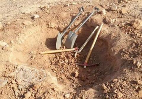 وفاة وإصابات إثر مطاردة مواطن لثلاثة منقبين عن الذهب